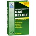QC GAS RELIEF 30 SOFTGELS