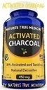 ACTIVATED CHARCOAL 450 mg CAPSULES 100 CAPS