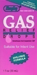 Rugby Gas Relief Drops 1 fl oz