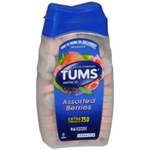 TUMS Assorted Berries Extra Strength 750- 96 Chewable Tablets